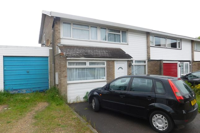 3 bed end terrace house for sale in Chidham Square, Havant