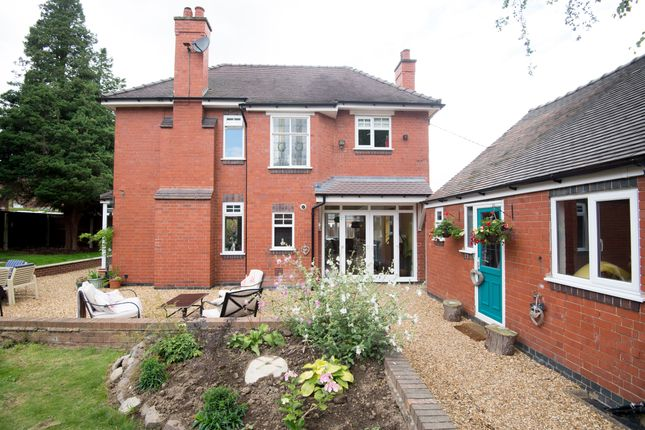 Thumbnail Detached house for sale in Boot Hill, Grendon, Atherstone