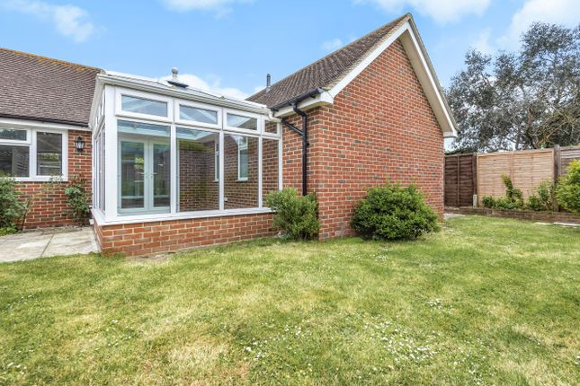 Thumbnail Detached bungalow for sale in Grafton Road, Selsey