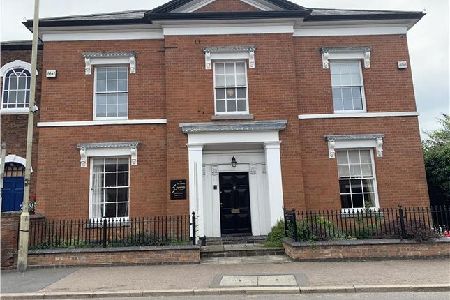 Office to let in The Manse, George Street, Lutterworth, Leicestershire