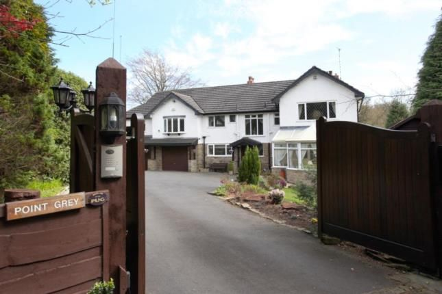 Thumbnail Detached house for sale in New Road, Prestbury, Macclesfield, Cheshire