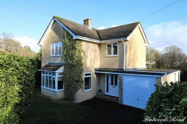 Thumbnail Detached house for sale in Flatwoods Road, Claverton Down, Bath
