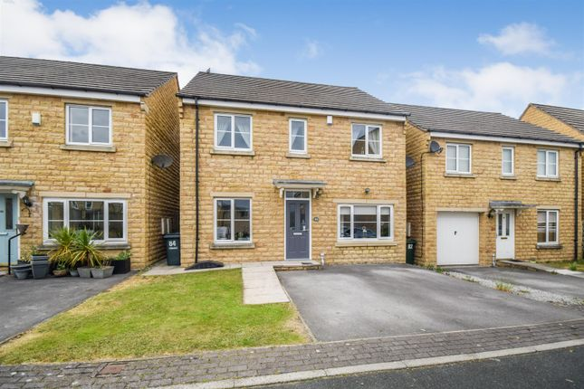 Thumbnail Detached house for sale in Agincourt Drive, Bingley
