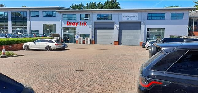 Thumbnail Warehouse for sale in Unit 11, Capital Business Park, Manor Way, Borehamwood, Hertfordshire