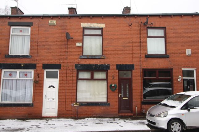 Thumbnail Terraced house to rent in Buller Street, Farnworth, Bolton