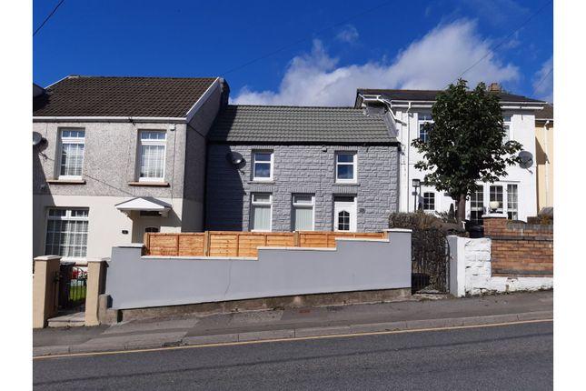 Thumbnail Terraced house for sale in High Street, Cae Harris, Merthyr Tydfil