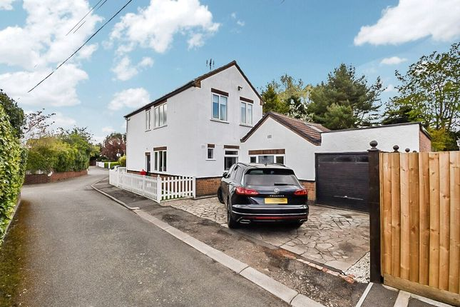 Thumbnail Detached house for sale in Hasilwood Square, Stoke Green, Coventry