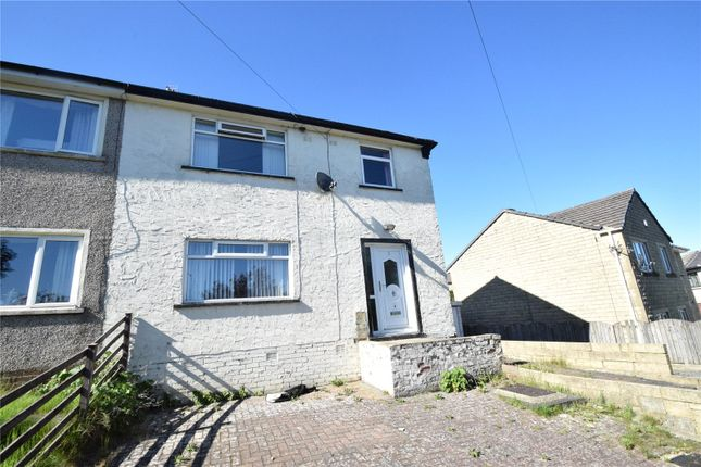 Thumbnail Semi-detached house to rent in Whin Knoll Avenue, Keighley, West Yorkshire