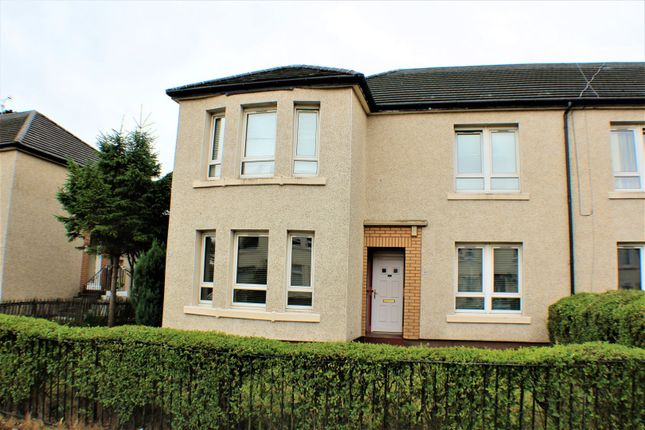Thumbnail Flat for sale in Balgraybank Street, Glasgow