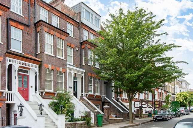 Thumbnail Flat to rent in Denning Road, Hampstead