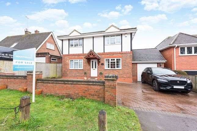 Thumbnail Detached house for sale in Larch Avenue, Wokingham