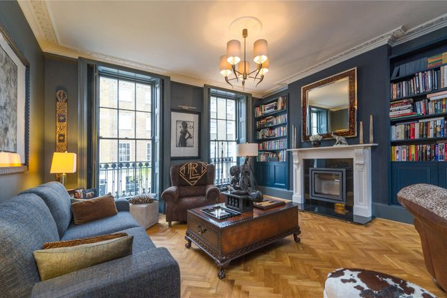 Thumbnail Terraced house for sale in Albion Street, The Hyde Park Estate, London
