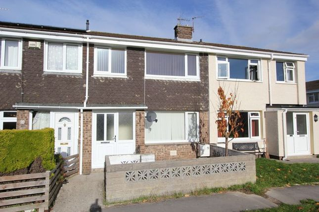Thumbnail Terraced house for sale in Berry Court, Boverton, Llantwit Major