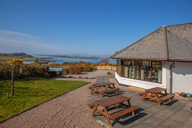 Thumbnail Restaurant/cafe for sale in Portnacroish, Appin, Appin