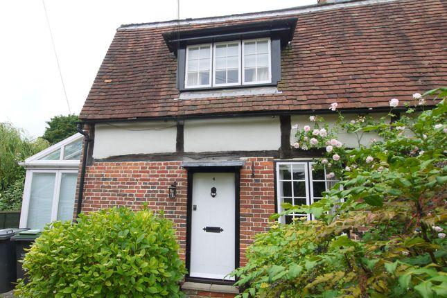 2 bed terraced house for sale in St. Marys Road, Wrotham, Sevenoaks TN15