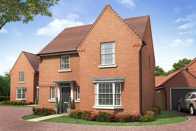 "Thumbnail Detached house for sale in ""Shenton"" at Hurst Lane, Auckley, Doncaster"
