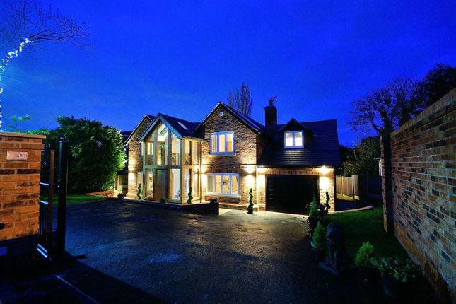 Thumbnail Detached house for sale in Proffits Lane, Helsby, Frodsham