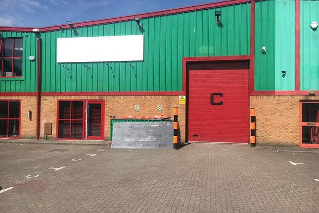 Thumbnail Light industrial for sale in Unit C, St. Barnabas Close, Maidstone, Kent