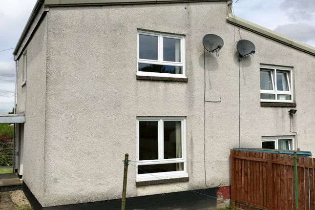 Thumbnail Semi-detached house for sale in Hirsel Place, Bothwell