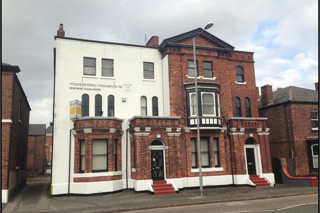 Thumbnail Office to let in Wilson Patten Street, Warrington, Cheshire