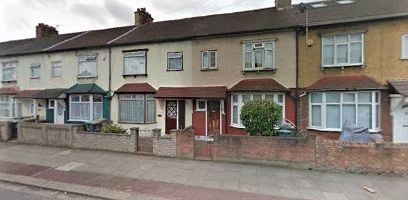 Thumbnail Duplex to rent in Boundary Road, Plaistow