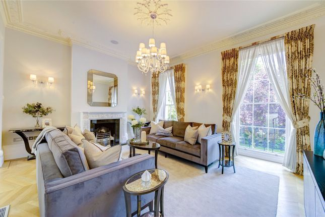 6 bed terraced house for sale in Kent Terrace, Regent's Park, London