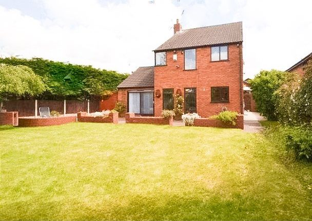 Ash priors widnes wa8 4 bedroom detached house for sale for Home architecture widnes