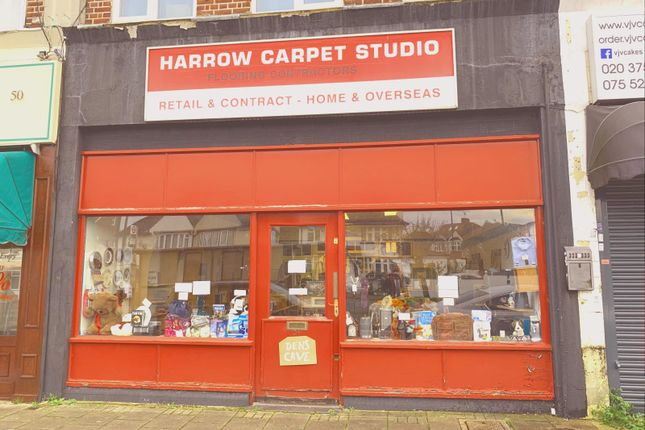 Bric-A-Brac Shop To Let In Pinner