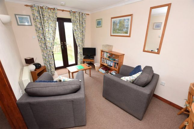 Living Room of Poughill, Bude EX23