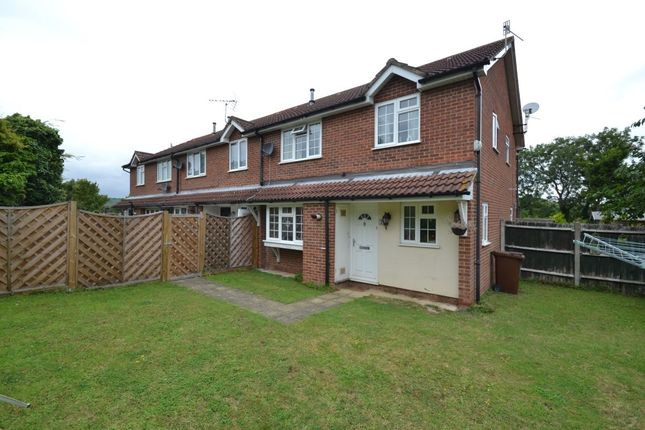 Thumbnail Semi-detached house to rent in Stonecross Lea, Chatham