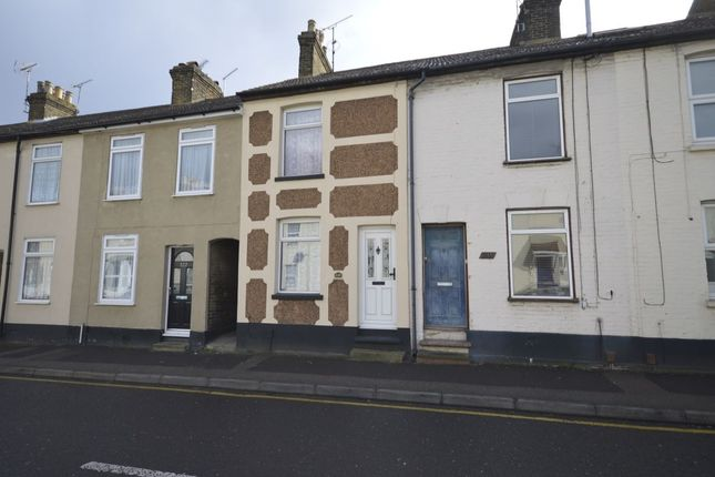 3 bed terraced house to rent in Station Road, Rainham, Gillingham
