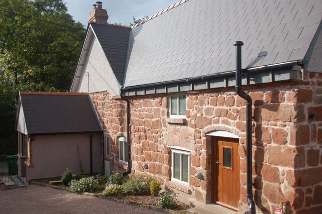 Thumbnail Detached house for sale in Dovaston, Oswestry, Shropshire