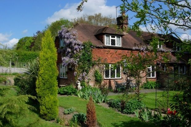 Thumbnail Detached house to rent in Buxted, Uckfield