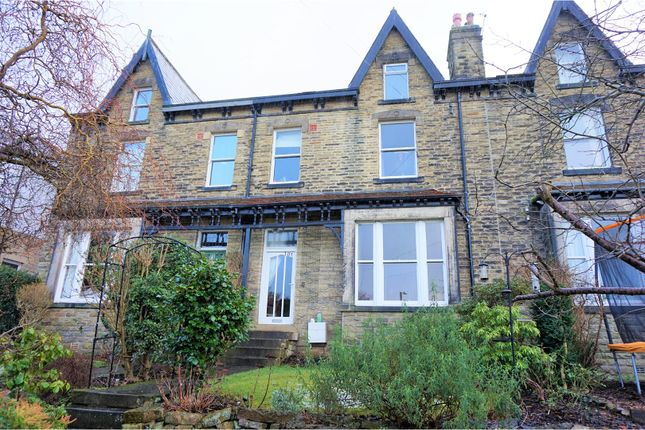 Thumbnail Terraced house for sale in Skipton Road, Ilkley