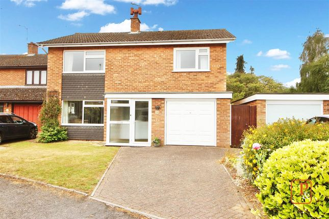 Detached house for sale in Clifton Wood, Holbrook, Ipswich