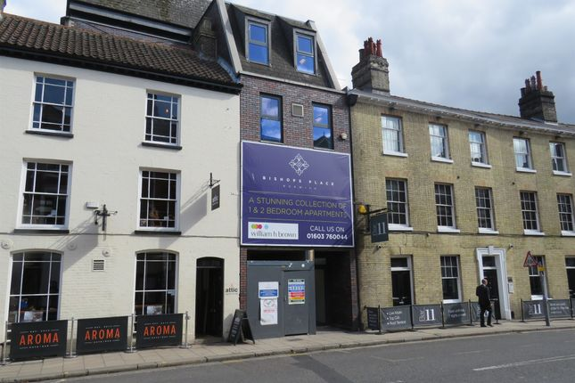 Thumbnail Flat for sale in Upper King Street, Norwich