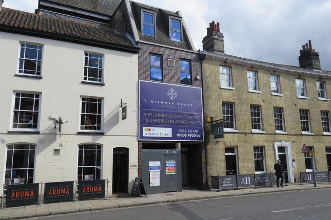 Flat for sale in Upper King Street, Norwich