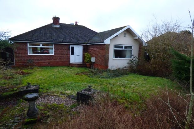 Thumbnail Bungalow to rent in Greenside, Ainsworth, Bolton