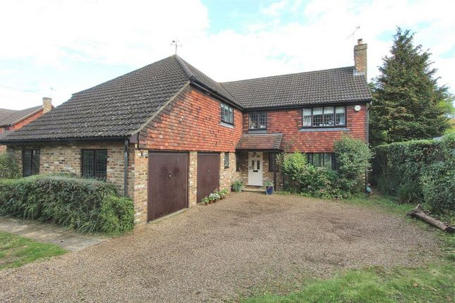 Thumbnail Detached house for sale in Ridgway Road, Pyrford, Woking