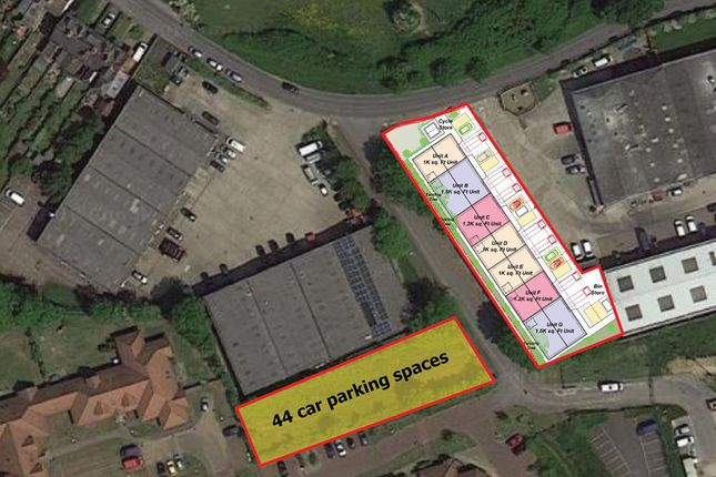 Thumbnail Warehouse to let in Hever Road, Edenbridge
