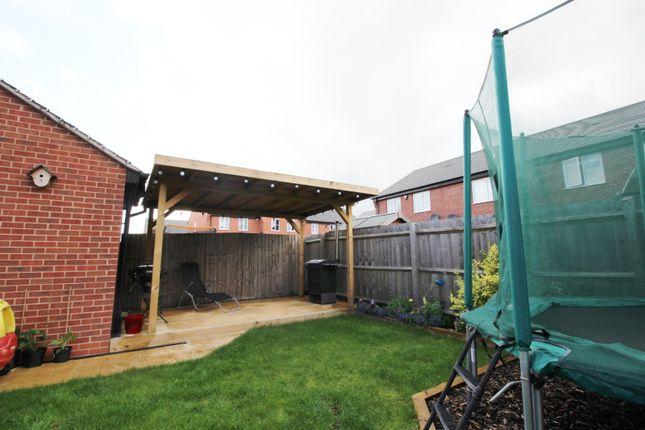 Garden 1 of Merevale Way, Stenson Fields, Derby, Derbyshire DE24