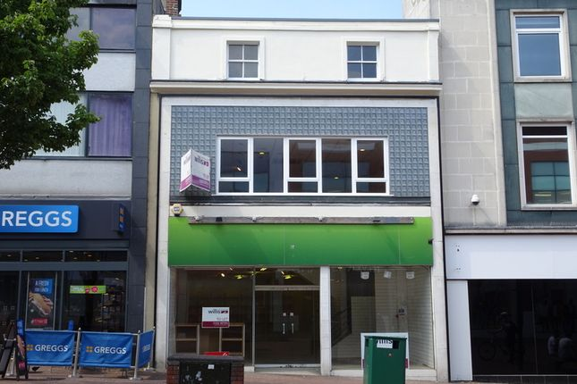 Retail premises to let in Commercial Road, Westbourne, Bournemouth