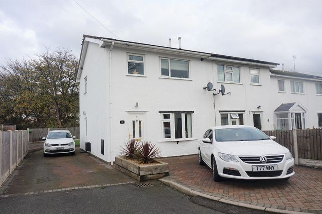 Thumbnail Semi-detached house for sale in Glyn Isaf, Llandudno Junction