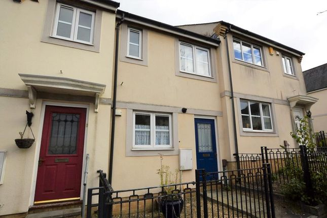 Thumbnail Terraced house to rent in Lydia Way, Plymouth, Devon