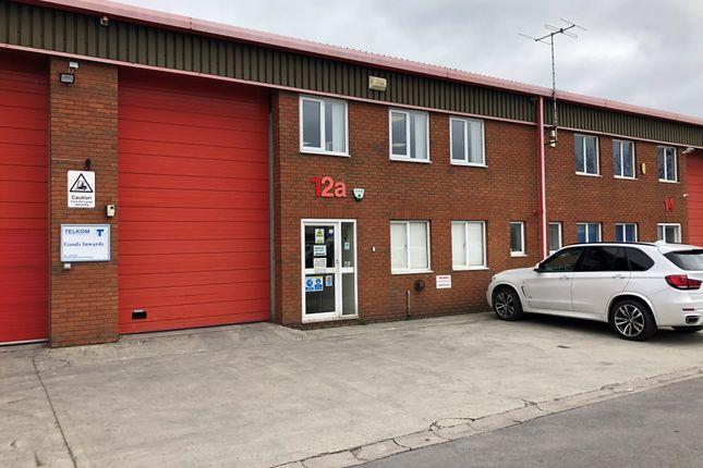 Thumbnail Industrial to let in Templars Way Industrial Estate, Marlborough Road, Royal Wootton Bassett, Swindon