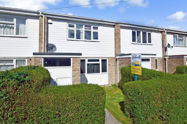 3 bed terraced house to rent in Huntington Close, Cranbrook TN17