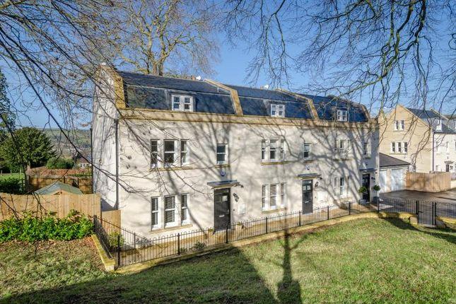 Thumbnail End terrace house for sale in Dovers Park, Bathford, Bath