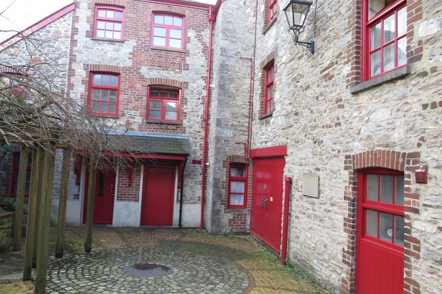 Thumbnail Flat for sale in Looe Street, Barbican, Plymouth