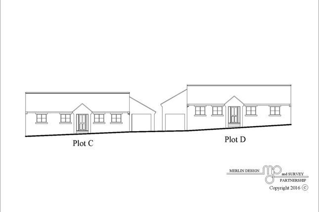 Thumbnail Detached bungalow for sale in Mill Rise Off, Adlington Avenue, Wingerworth