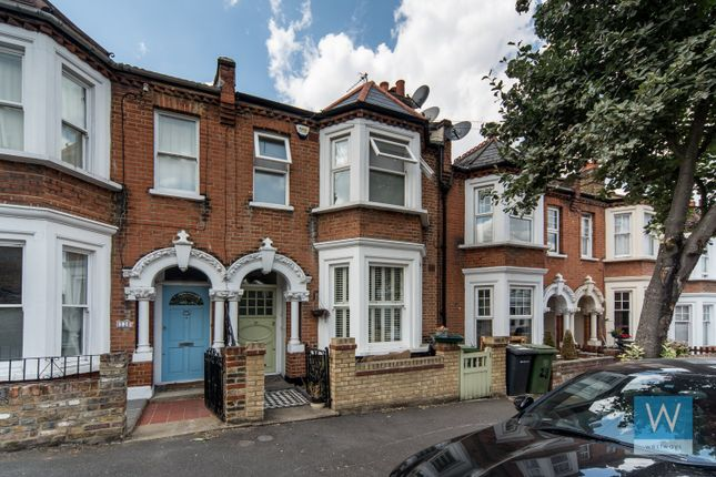 Thumbnail Terraced house to rent in Rembrandt Road, London